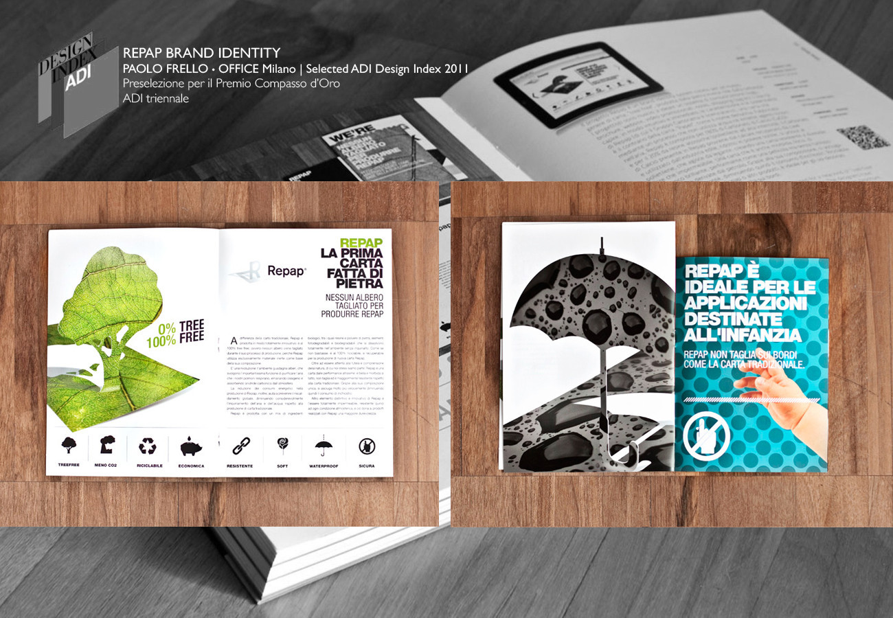 Selected ADI Design Index 2011