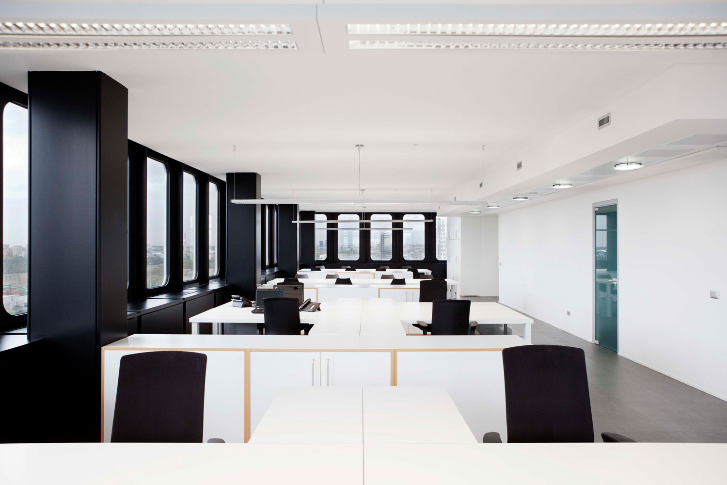 Mauden Office Design - Open Space