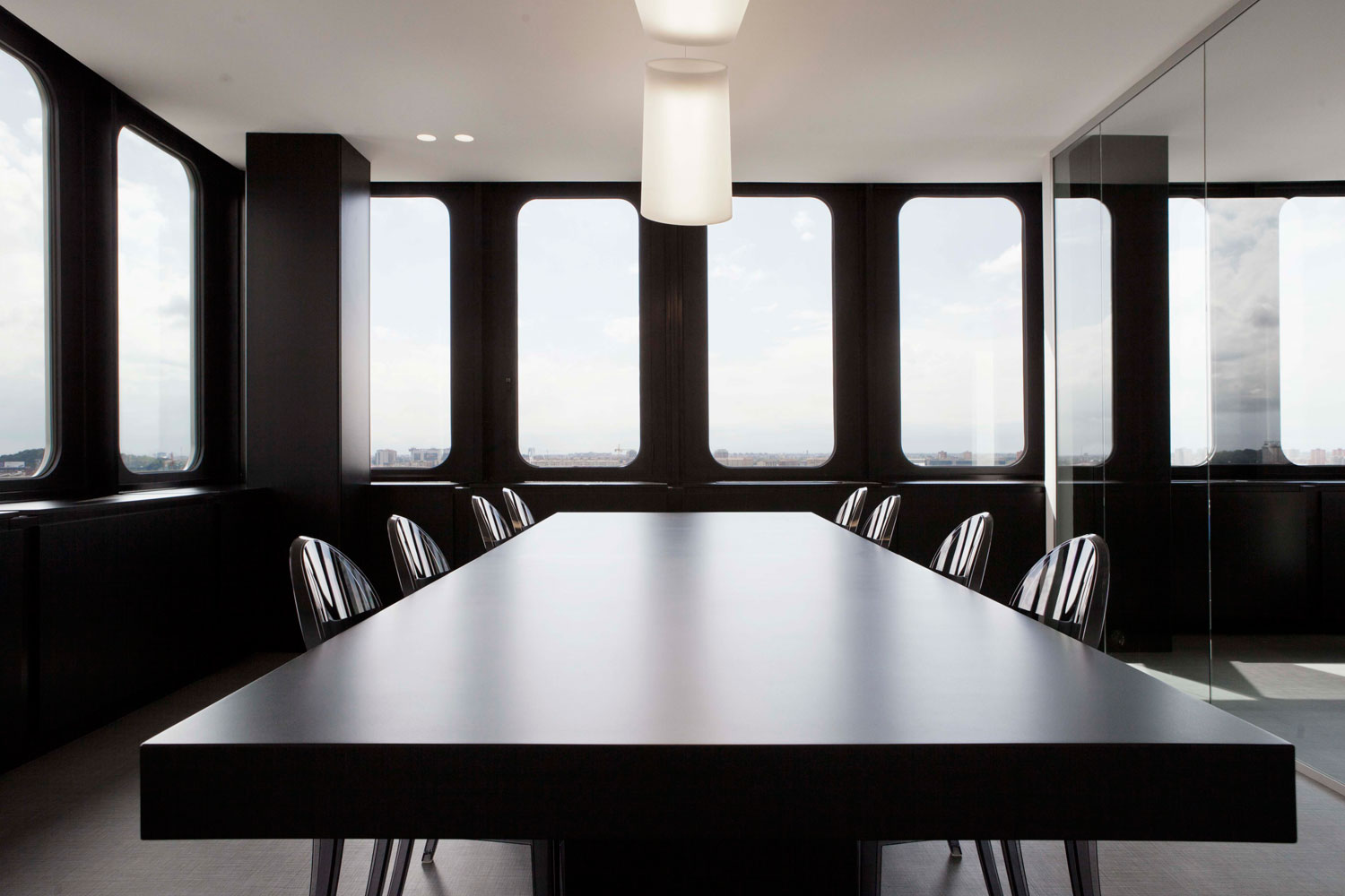 Mauden Office Design - Meeting Room