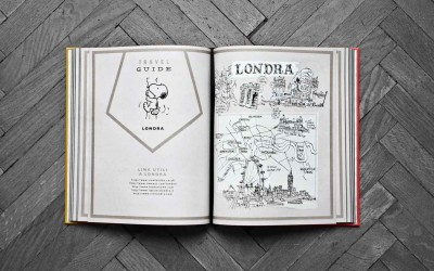 Snoopy Official Diary 2013